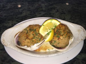 STUFFED QUAHOGS